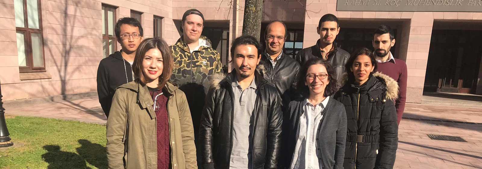 科奇大学ParCoreLab实验室团队