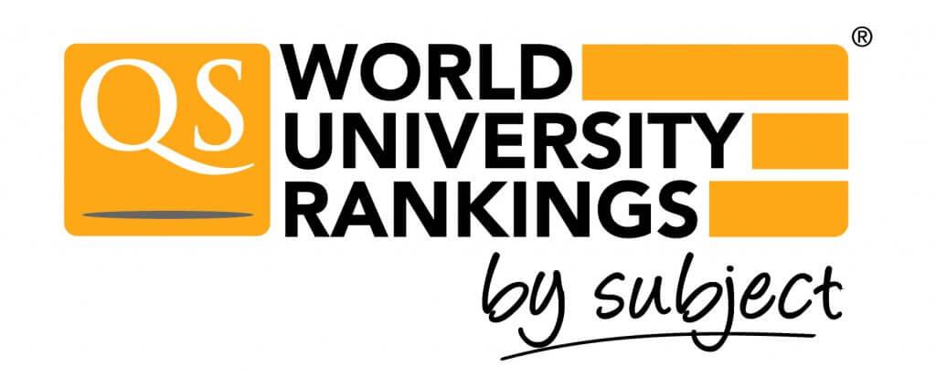 2021年QS世界大学学科排名Logo